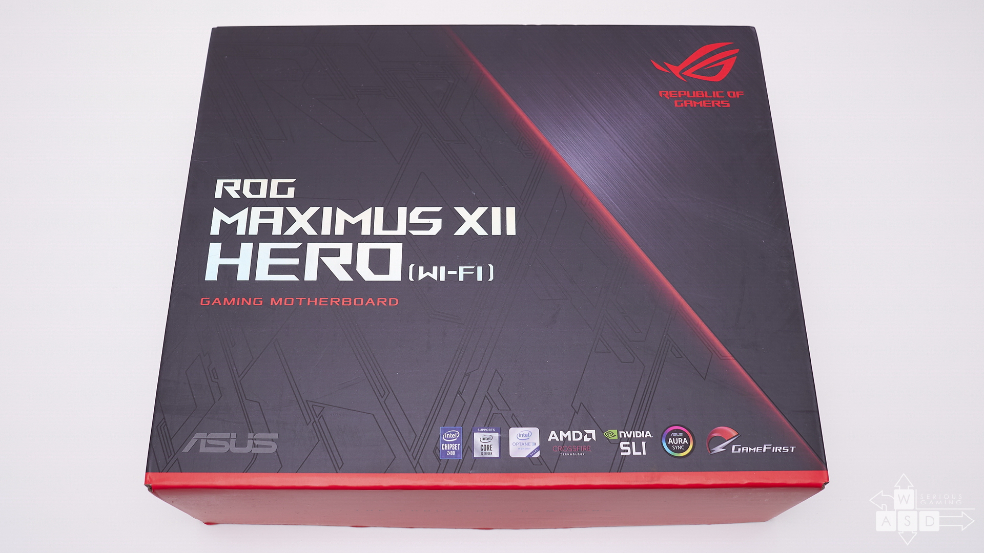 Asus ROG Maximus XII Hero review | WASD