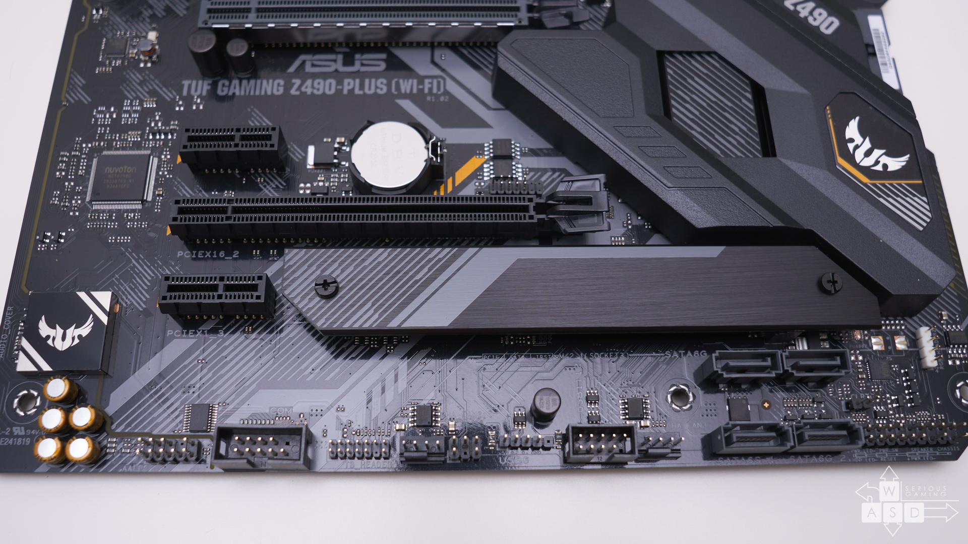 Asus TUF Gaming Z490-Plus (Wi-Fi) review | WASD