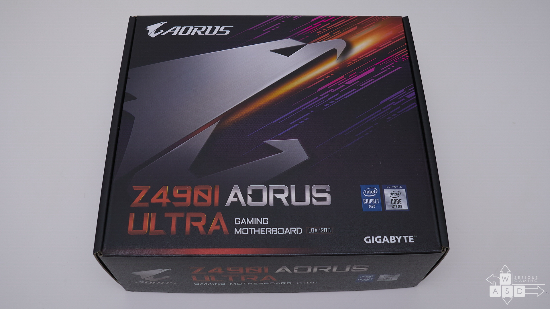 Gigabyte Z490i Aorus Ultra review | WASD