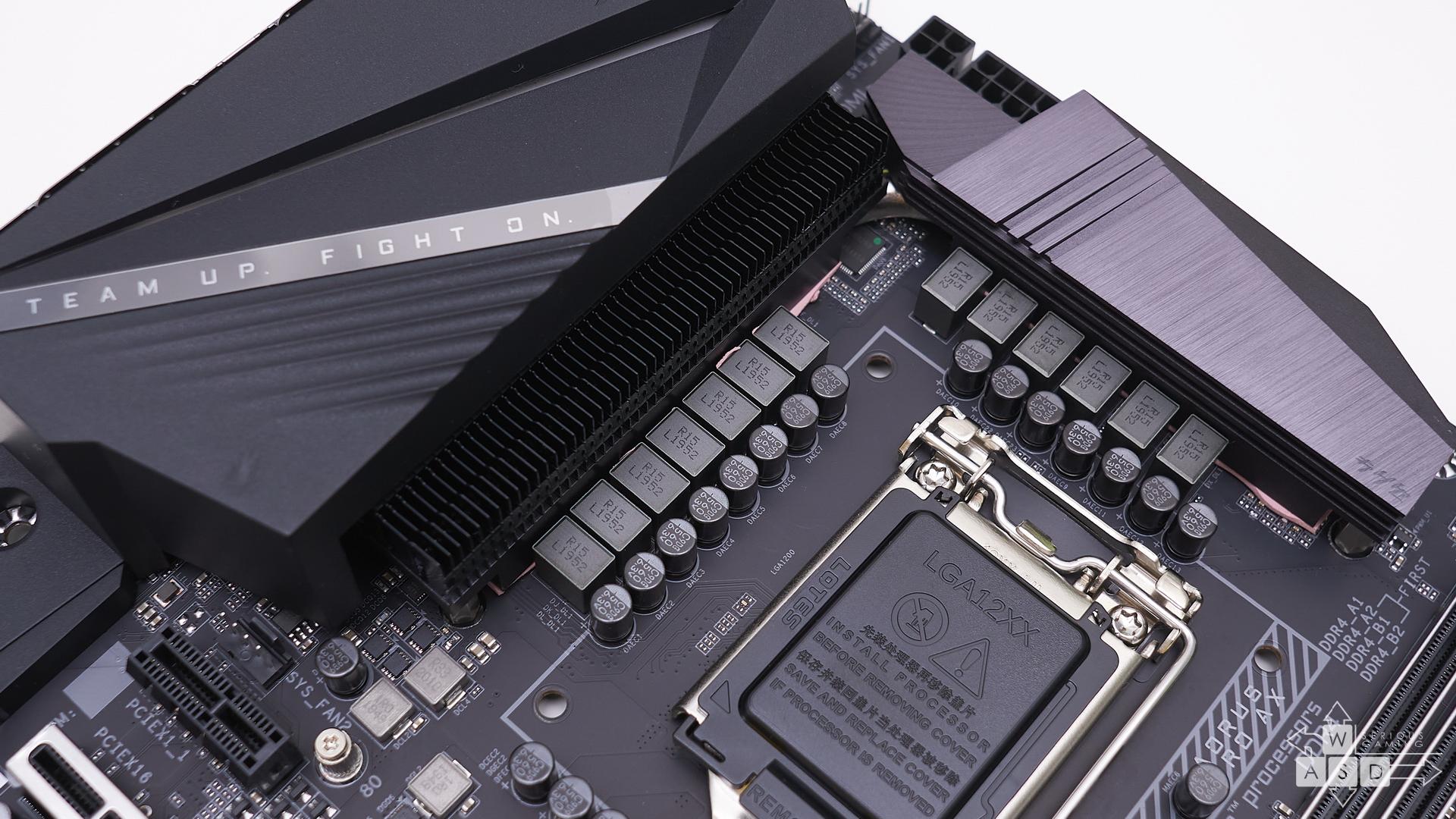 Gigabyte Z490 Aorus Pro AX review | WASD