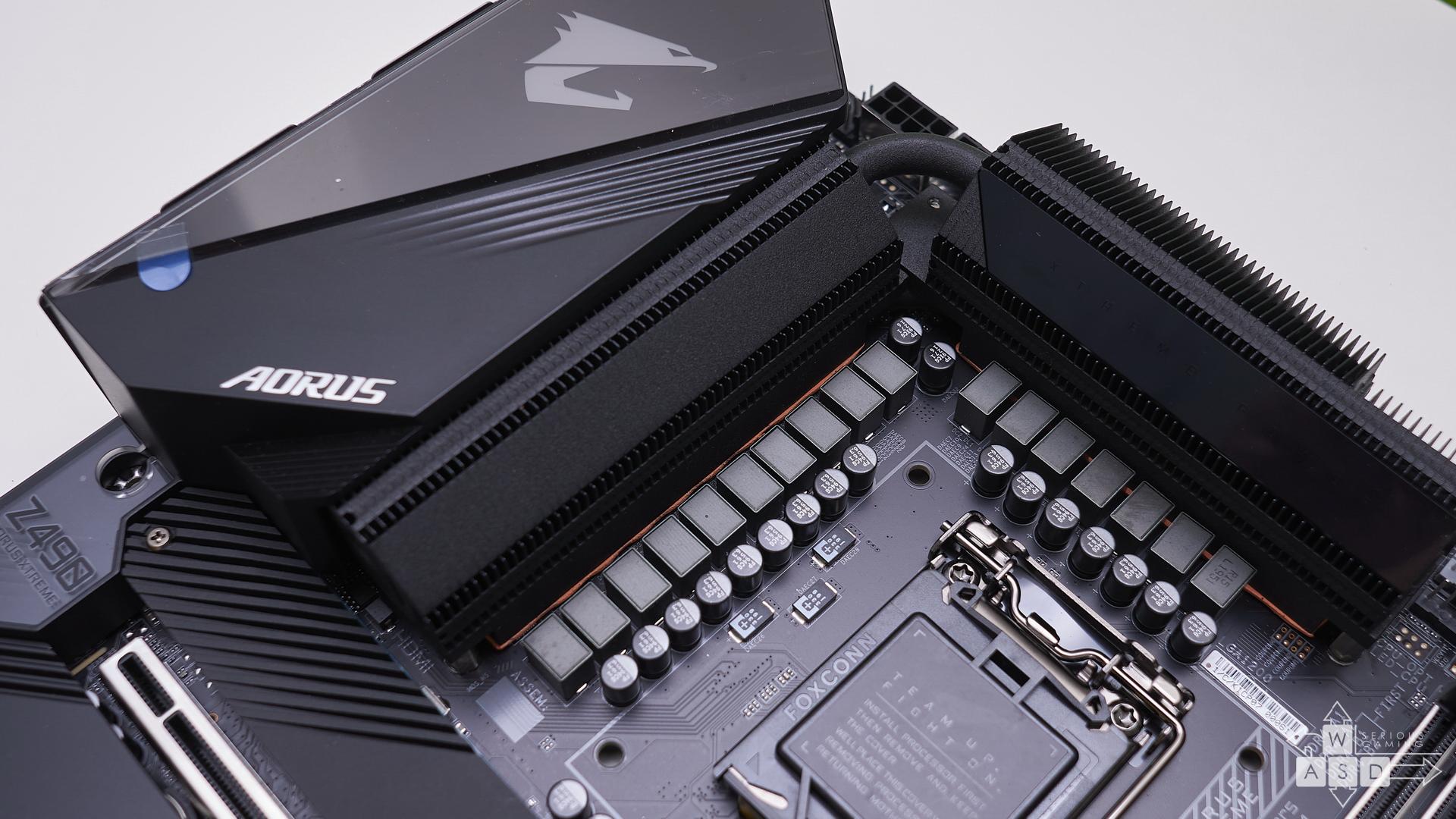 Gigabyte Z490 Aorus Extreme review | WASD