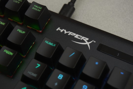 HyperX Alloy Origins review | WASD