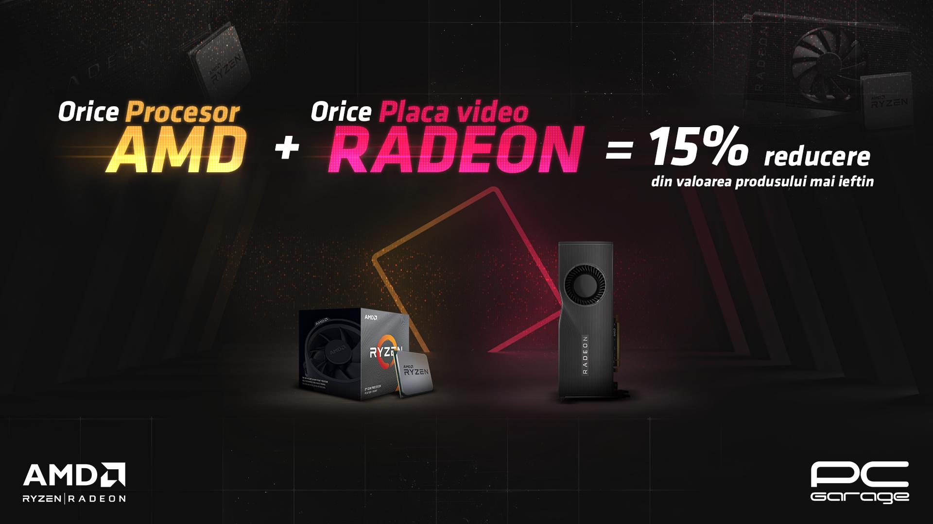 PC Garage AMD 15%