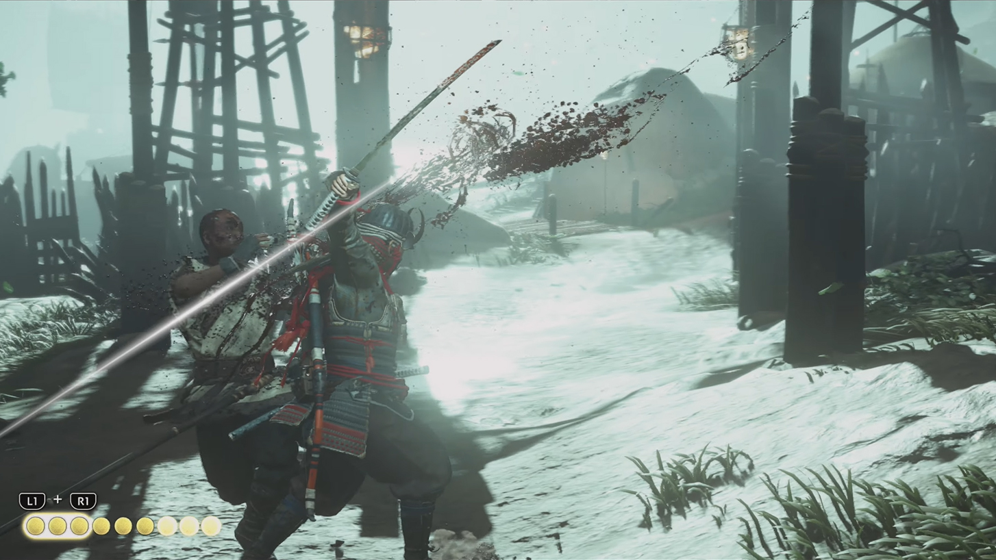 Ghost of Tsushima Instakill