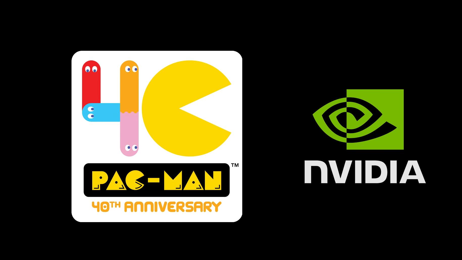 NVIDIA PAC-MAN