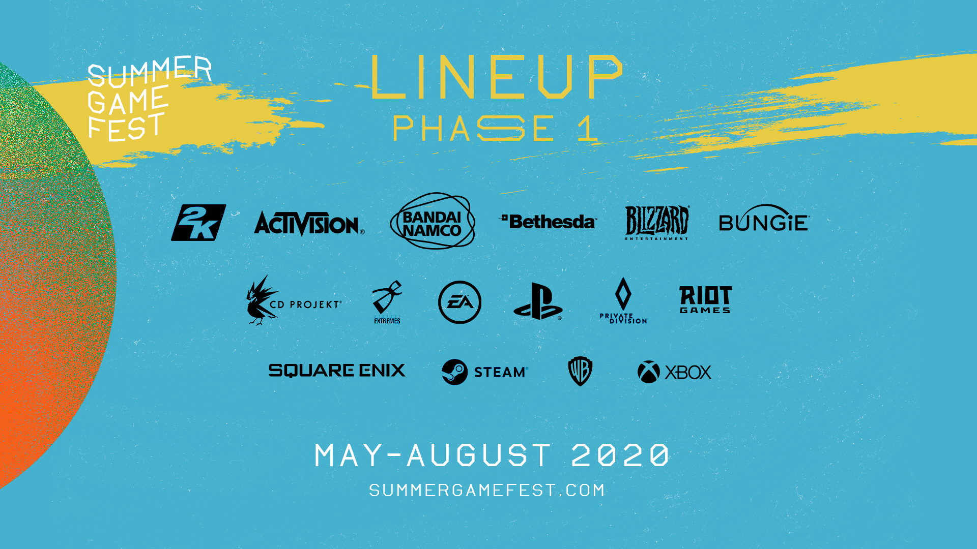 Summer Game Fest Phase 1