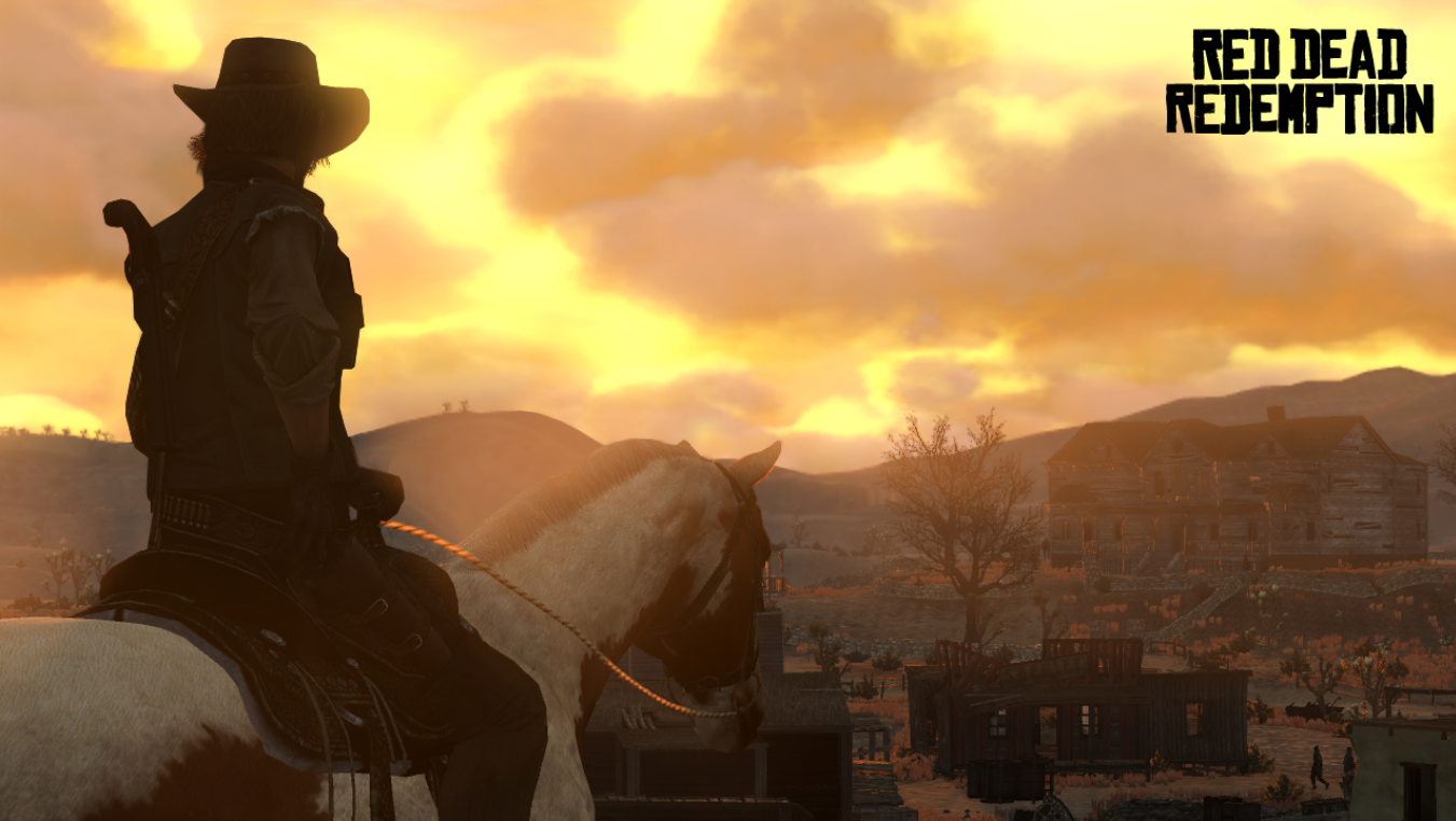Red Dead Redemption Thumbleweed