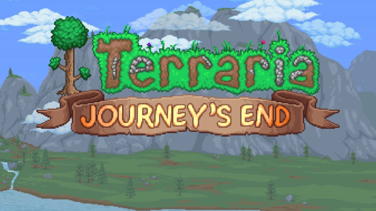 Terraria Journey's End