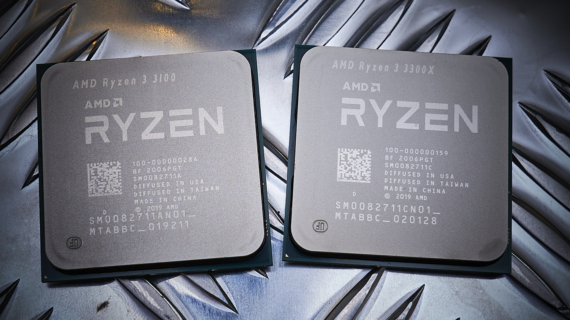 AMD Ryzen 3 3100 & 3300X review | WASD