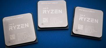 AMD Ryzen 5 3600XT, Ryzen 7 3800XT & Ryzen 9 3900XT   WASD