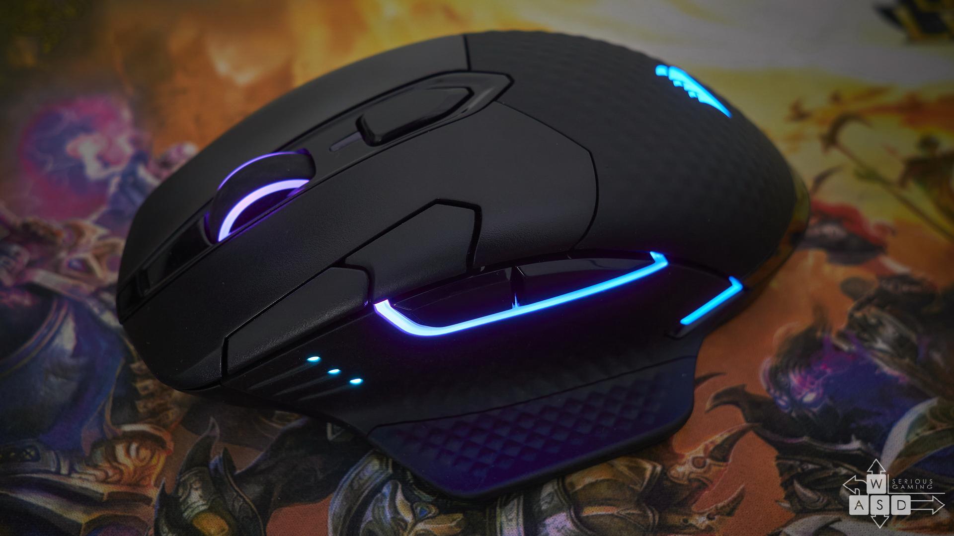 Corsair Dark Core RGB Pro review | WASD
