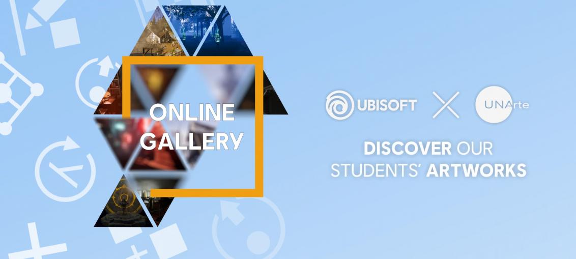Ubisoft x UNArte