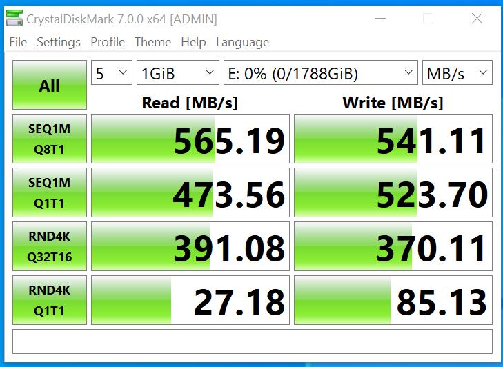 CrystalDiskMark-SeaGate-Iron-Wolf-1.92TB