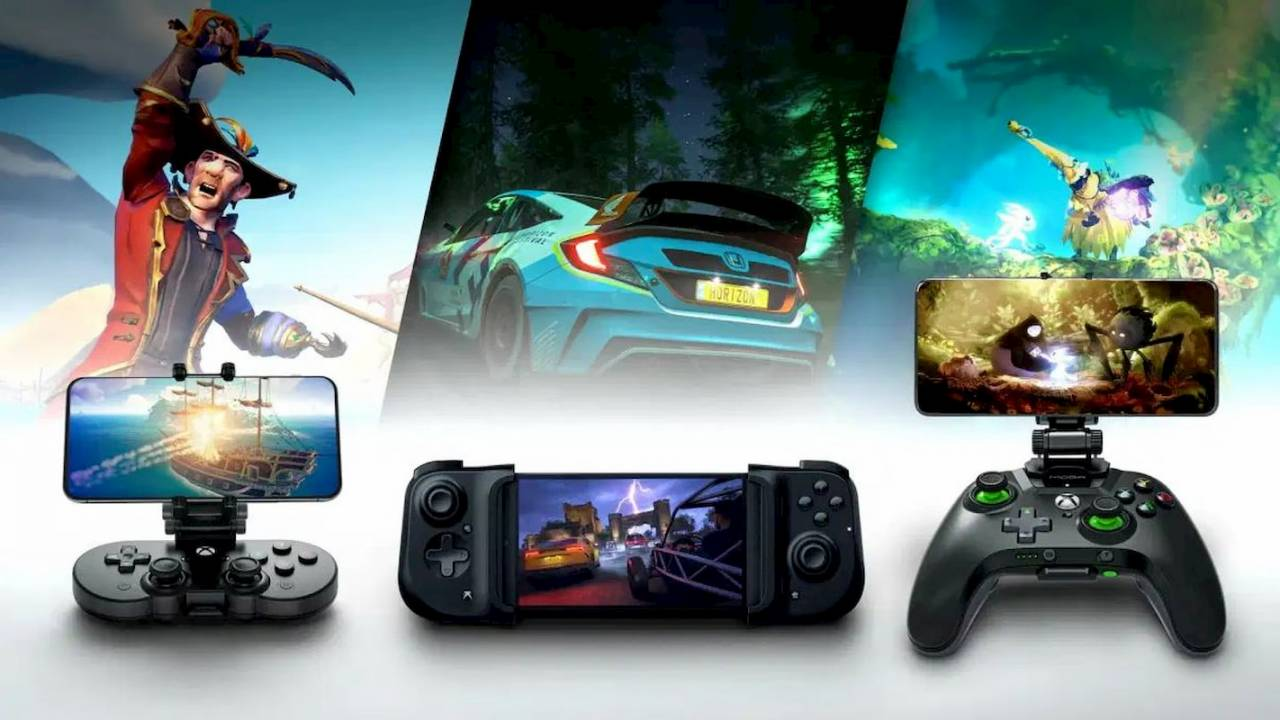 Project xCloud Controllers
