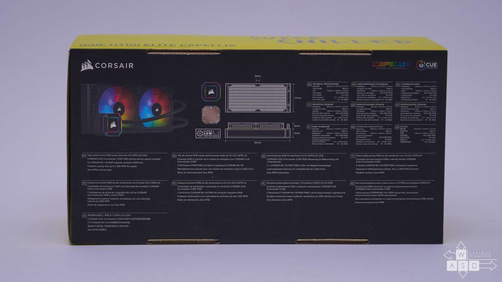 Corsair H115i Elite Capellix review | WASD