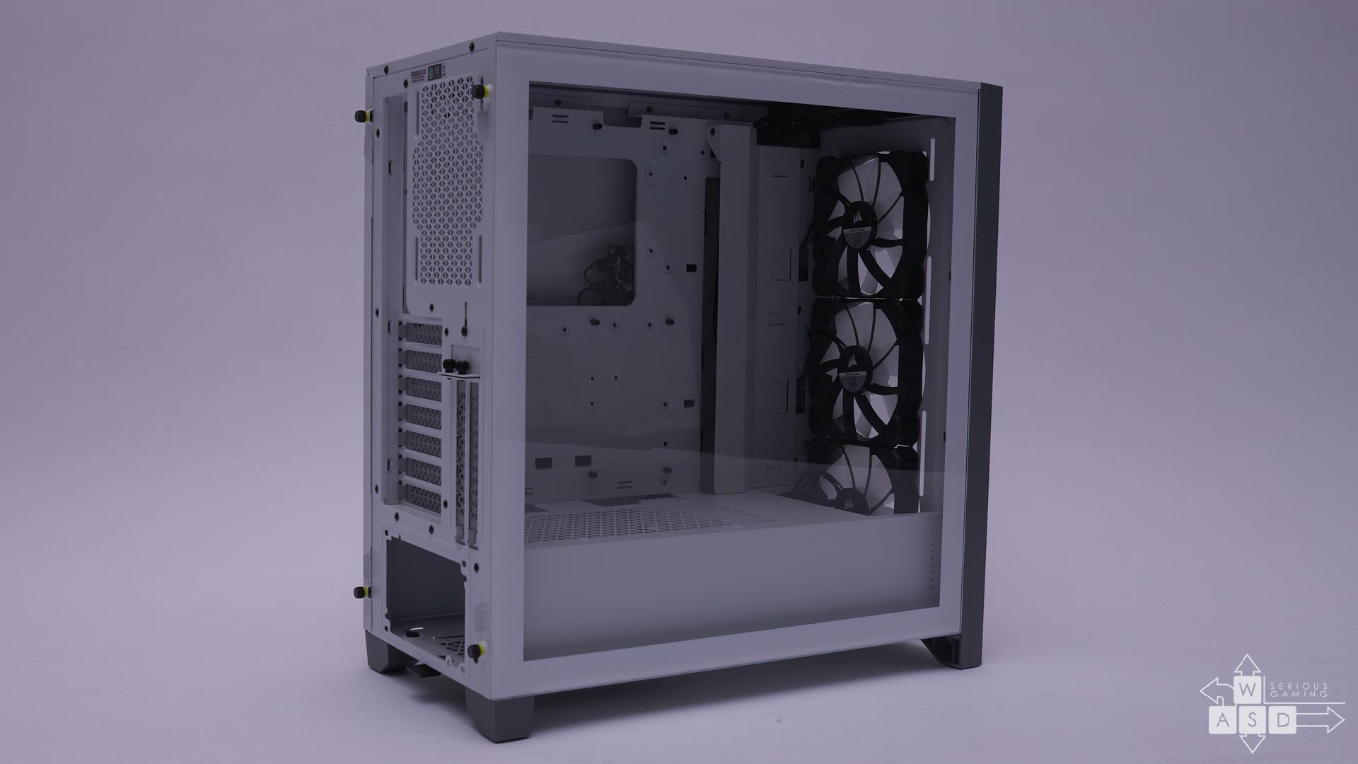 Corsair iCUE 4000X RGB review | WASD