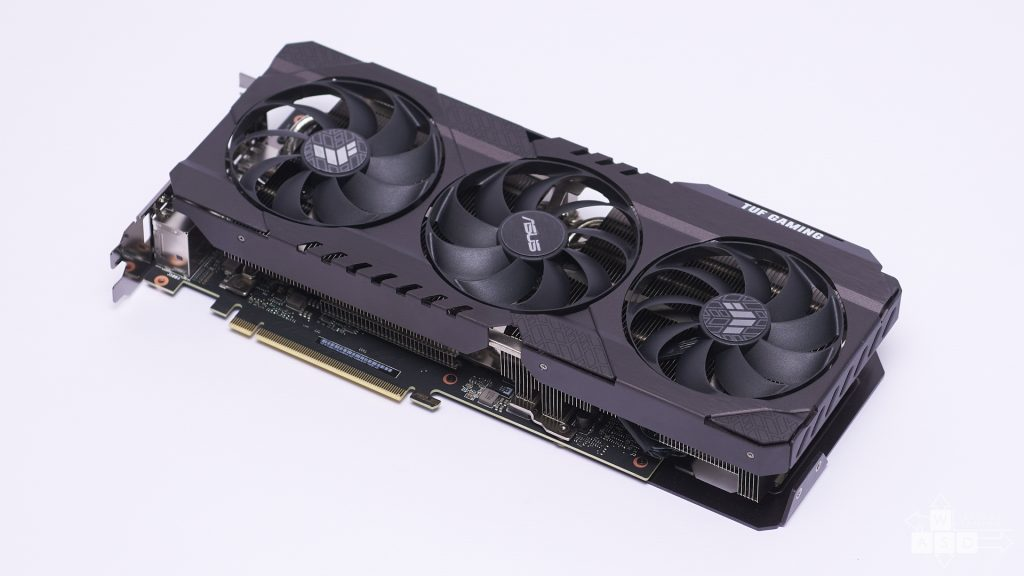 Asus TUF RTX 3080 review | WASD