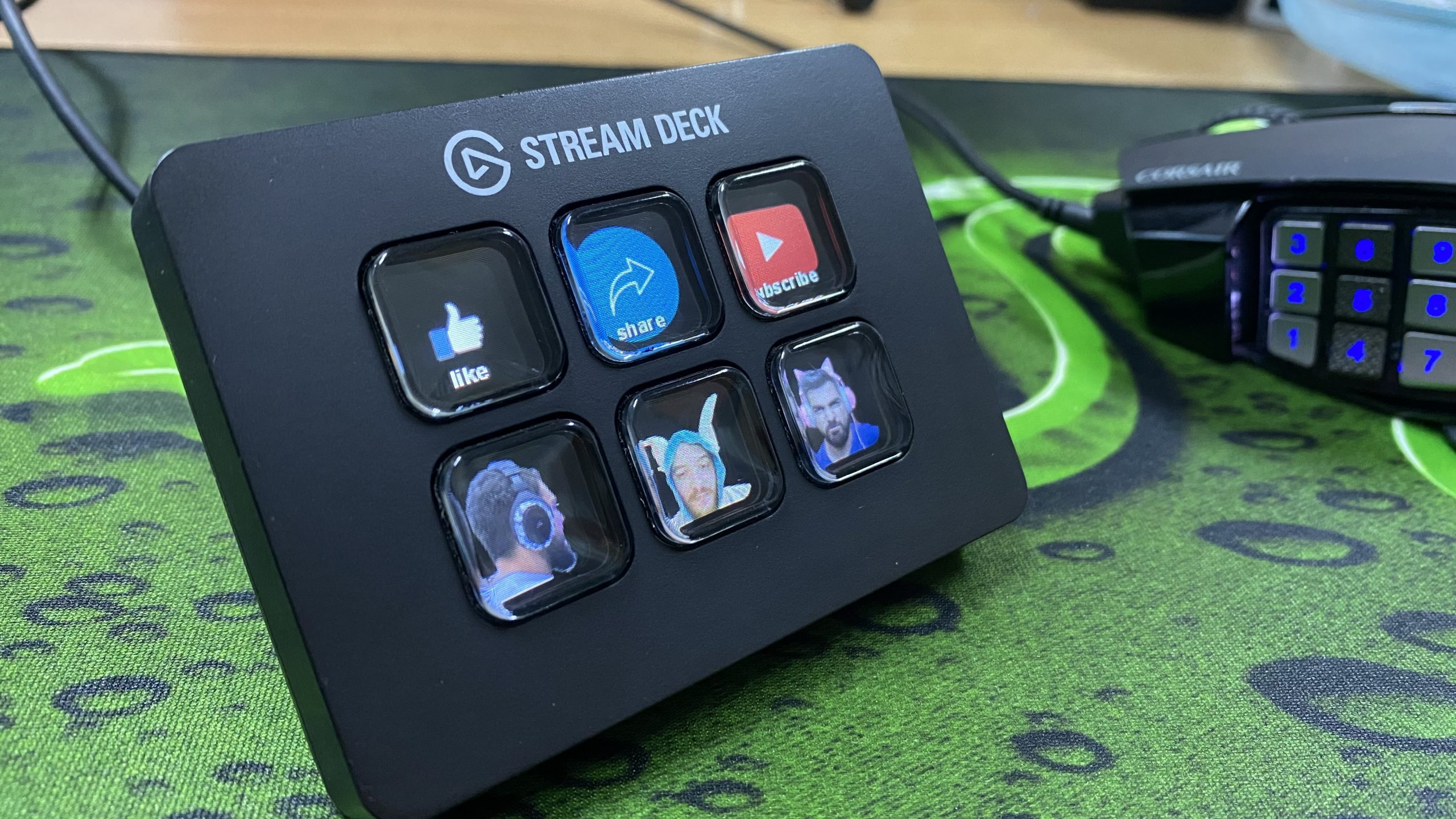Elgata Stream Deck Mini review | WASD