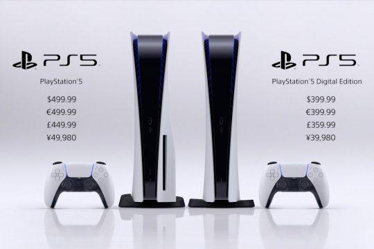 PlayStation 5 pret