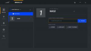 Mountain Makalu 67 Base Camp software | WASD