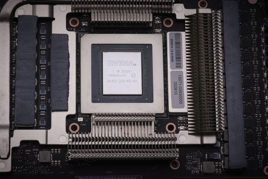 Asus TUF RTX 3080 review   WASD