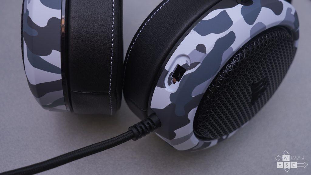 Corsair HS60 Haptic review | WASD