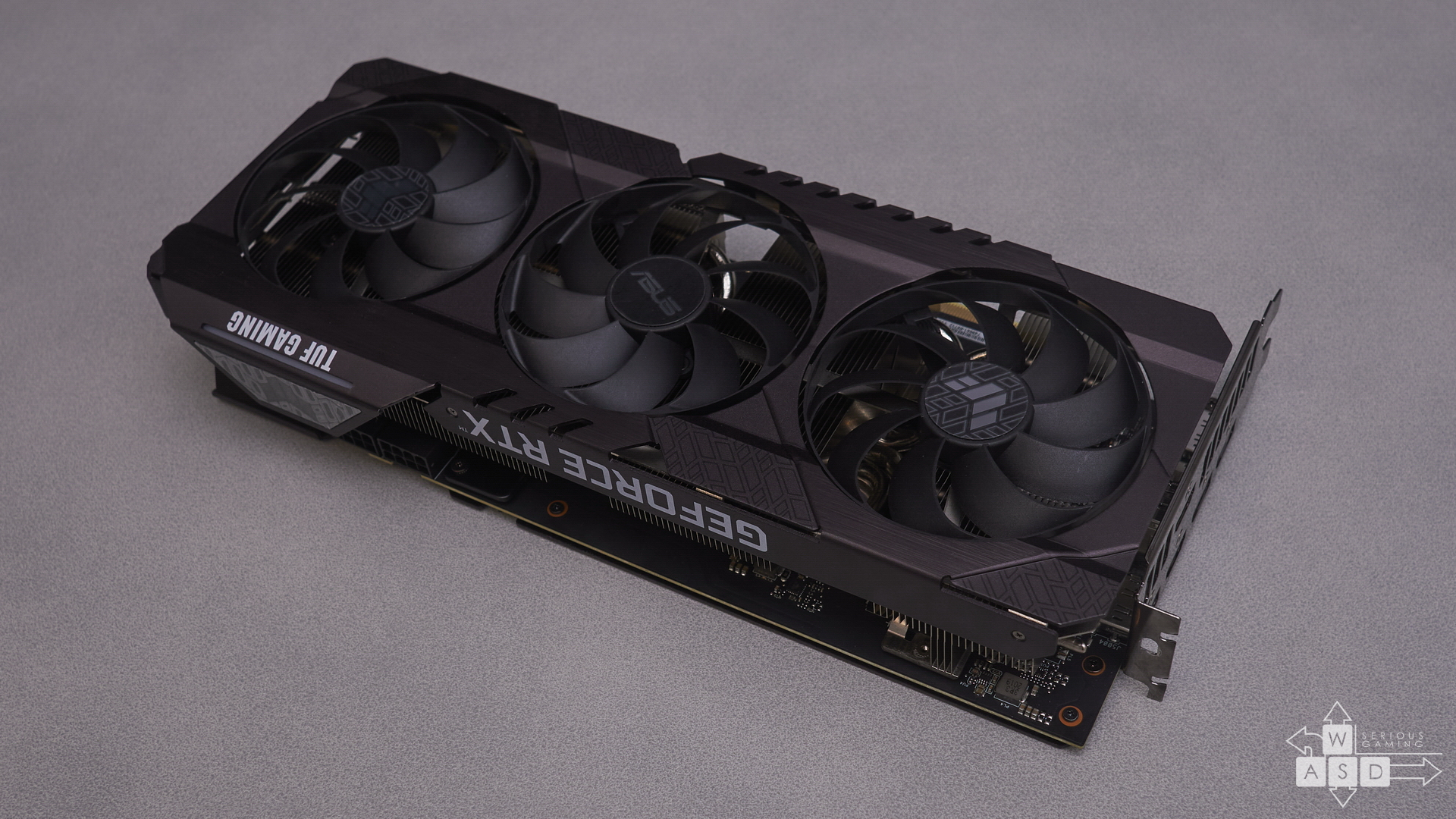 ASUS TUF RTX 3070 Gaming OC 8GB review | WASD