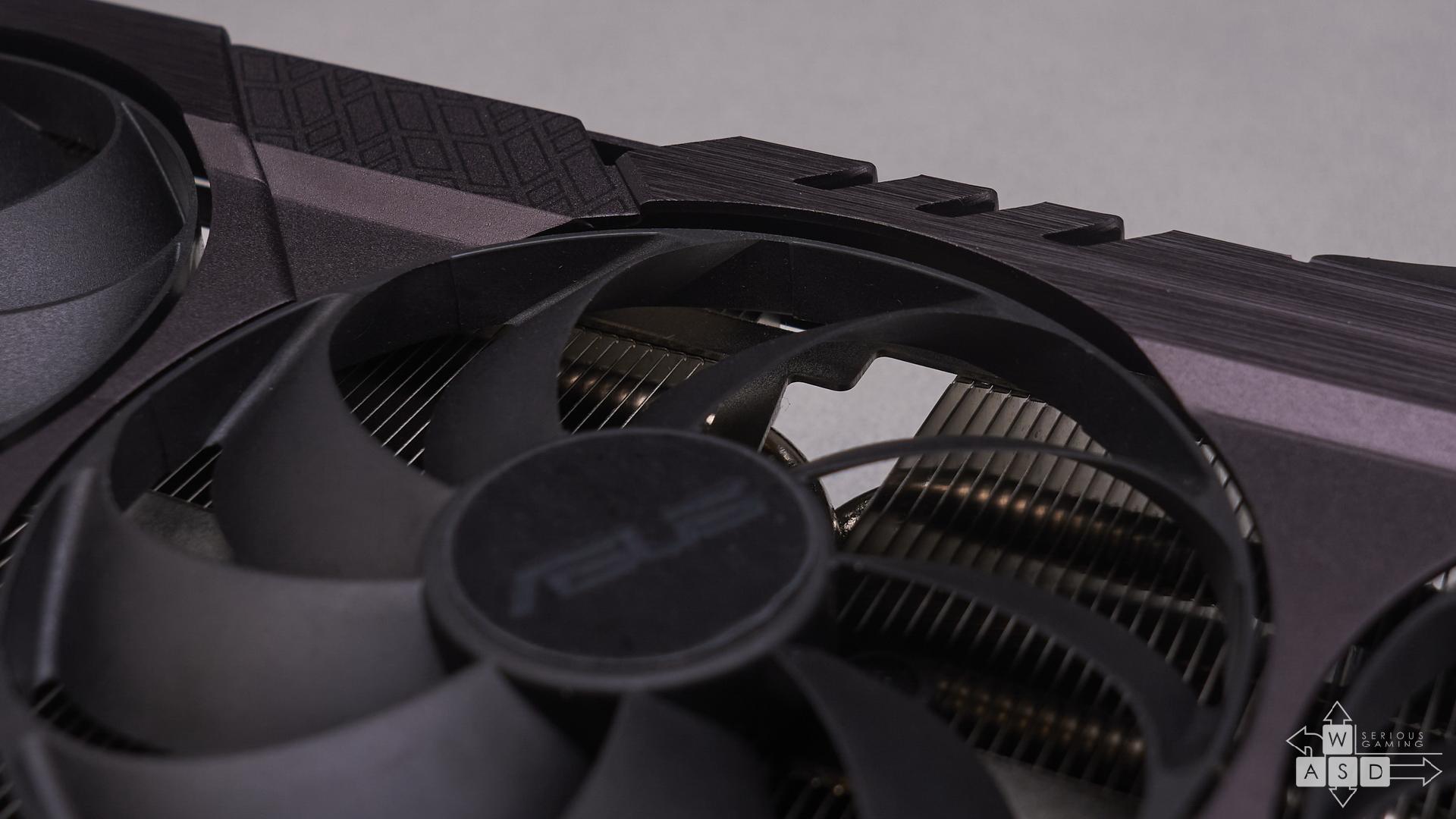 ASUS TUF RTX 3070 Gaming OC 8GB review | WASD