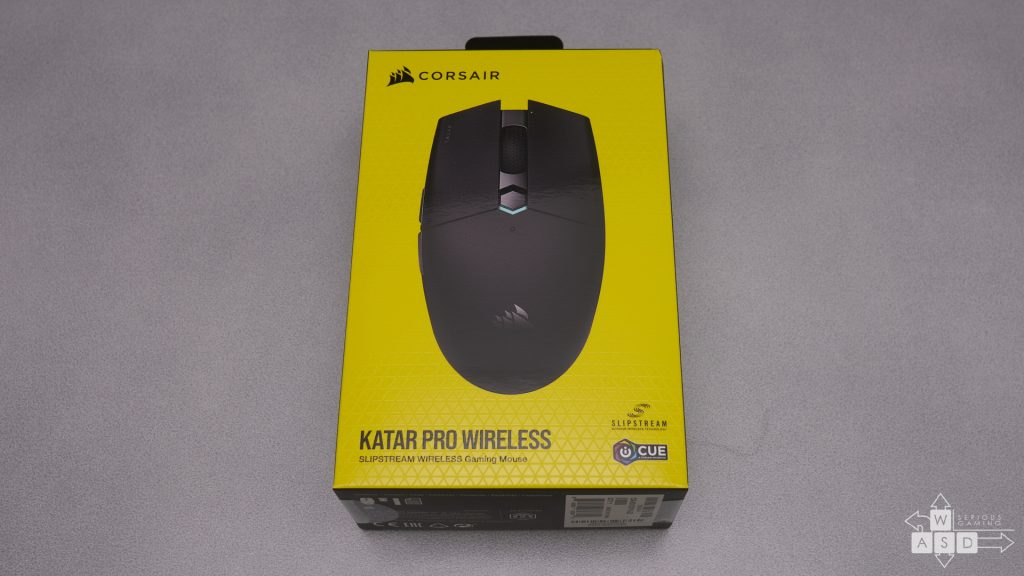 Corsair Katar Pro Wireless Review | WASD
