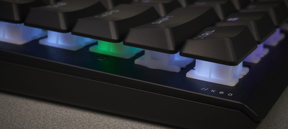 Corsair K60 RGB Pro review | WASD