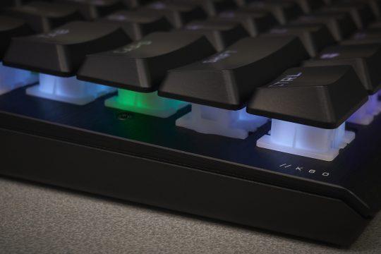 Corsair K60 RGB Pro review | WASD
