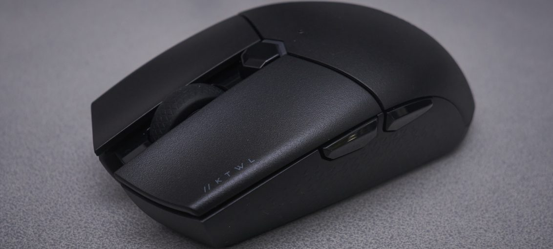 Corsair Katar Pro Wireless Review | WASD