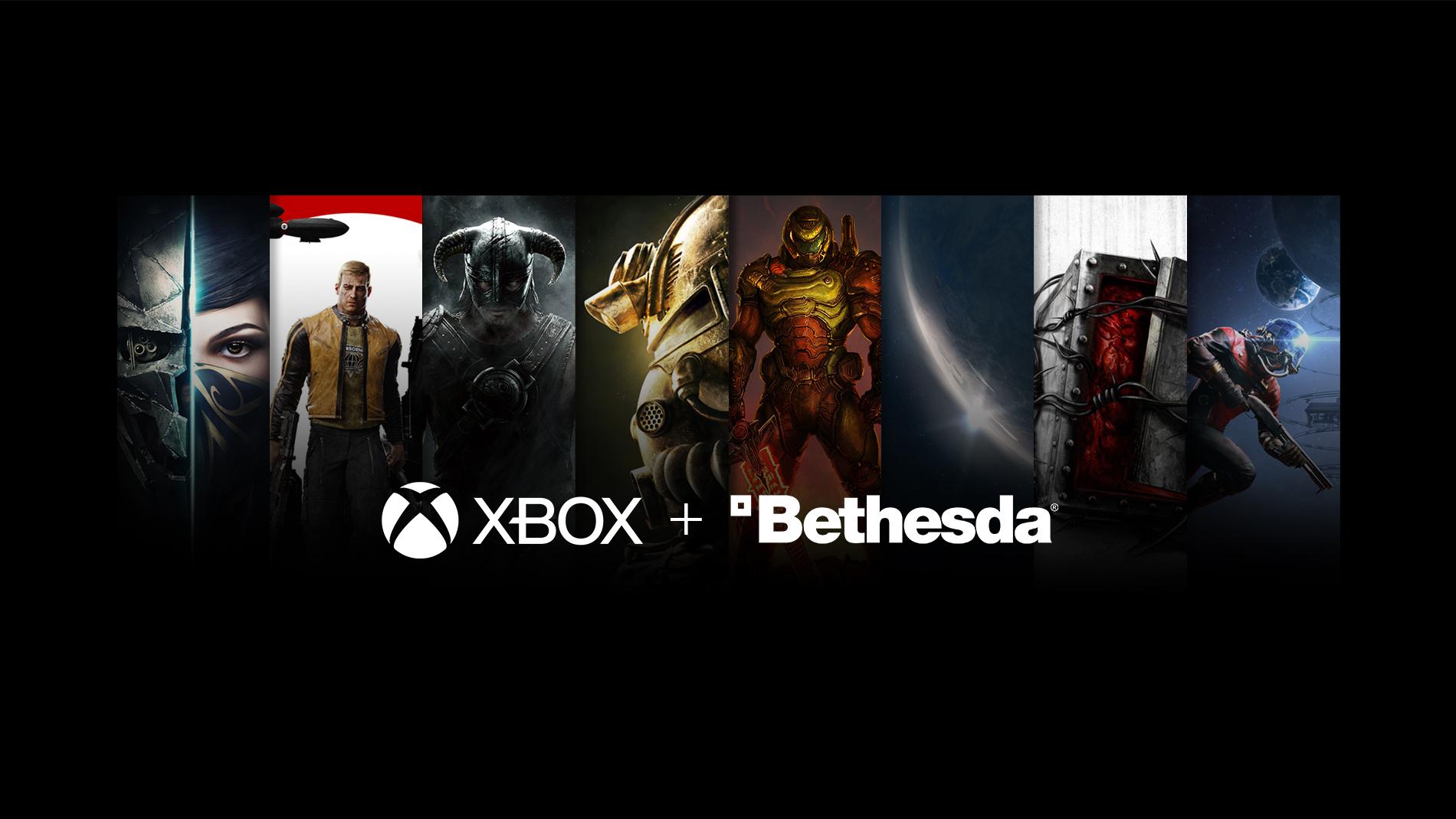 Xbox + Bethesda