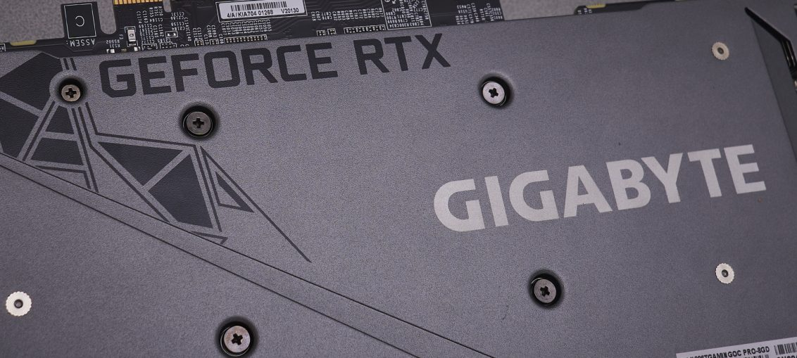Gigabyte GeForce RTX 3060 Ti review | WASD