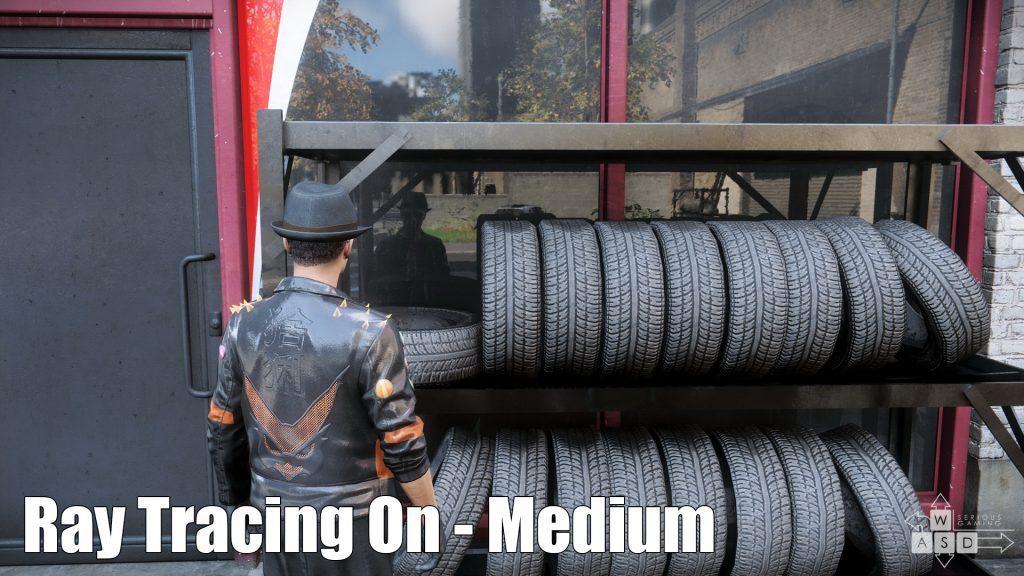 Ray Tracing On - Medium