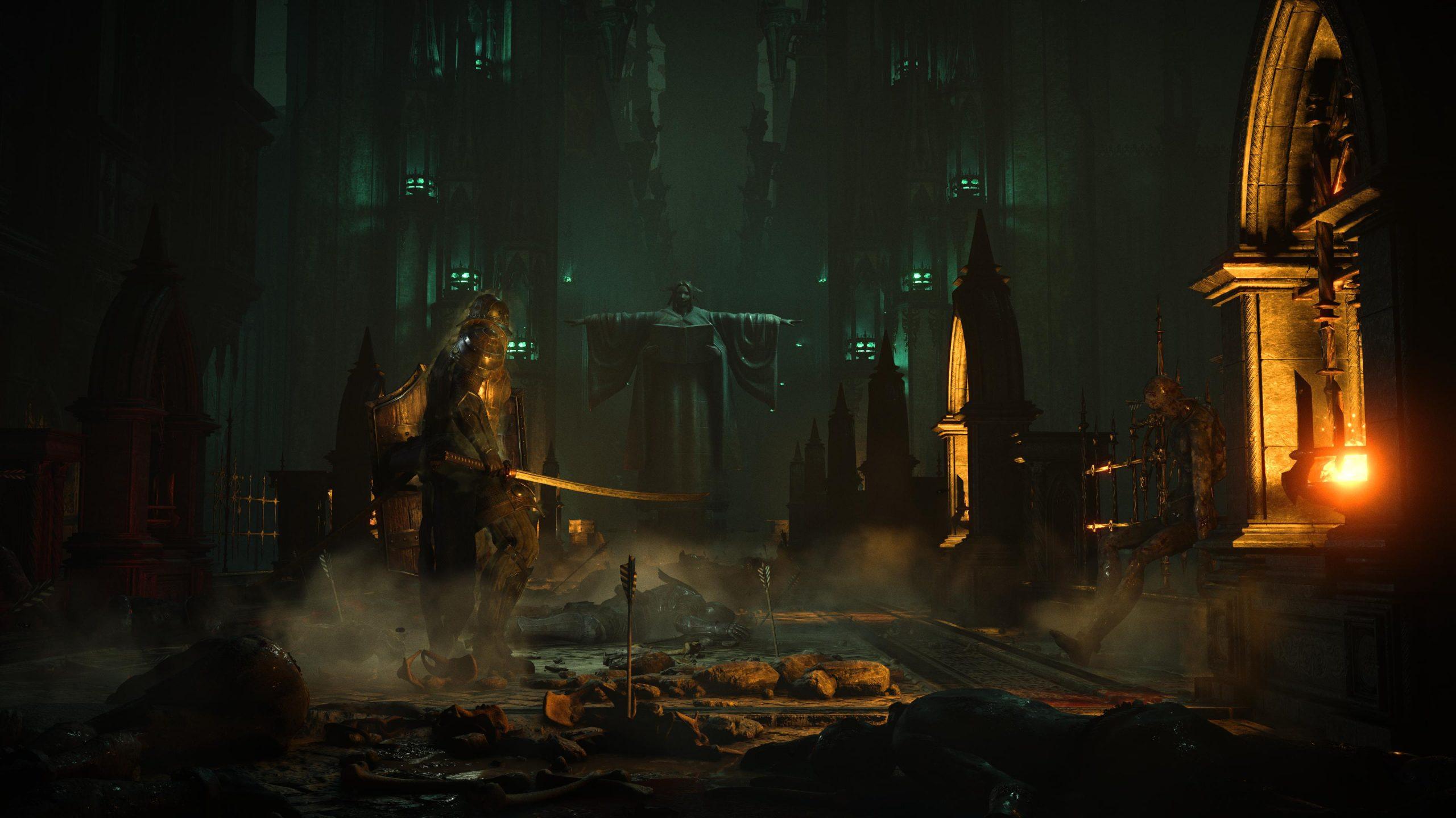 Demon's Souls Prison of Hope