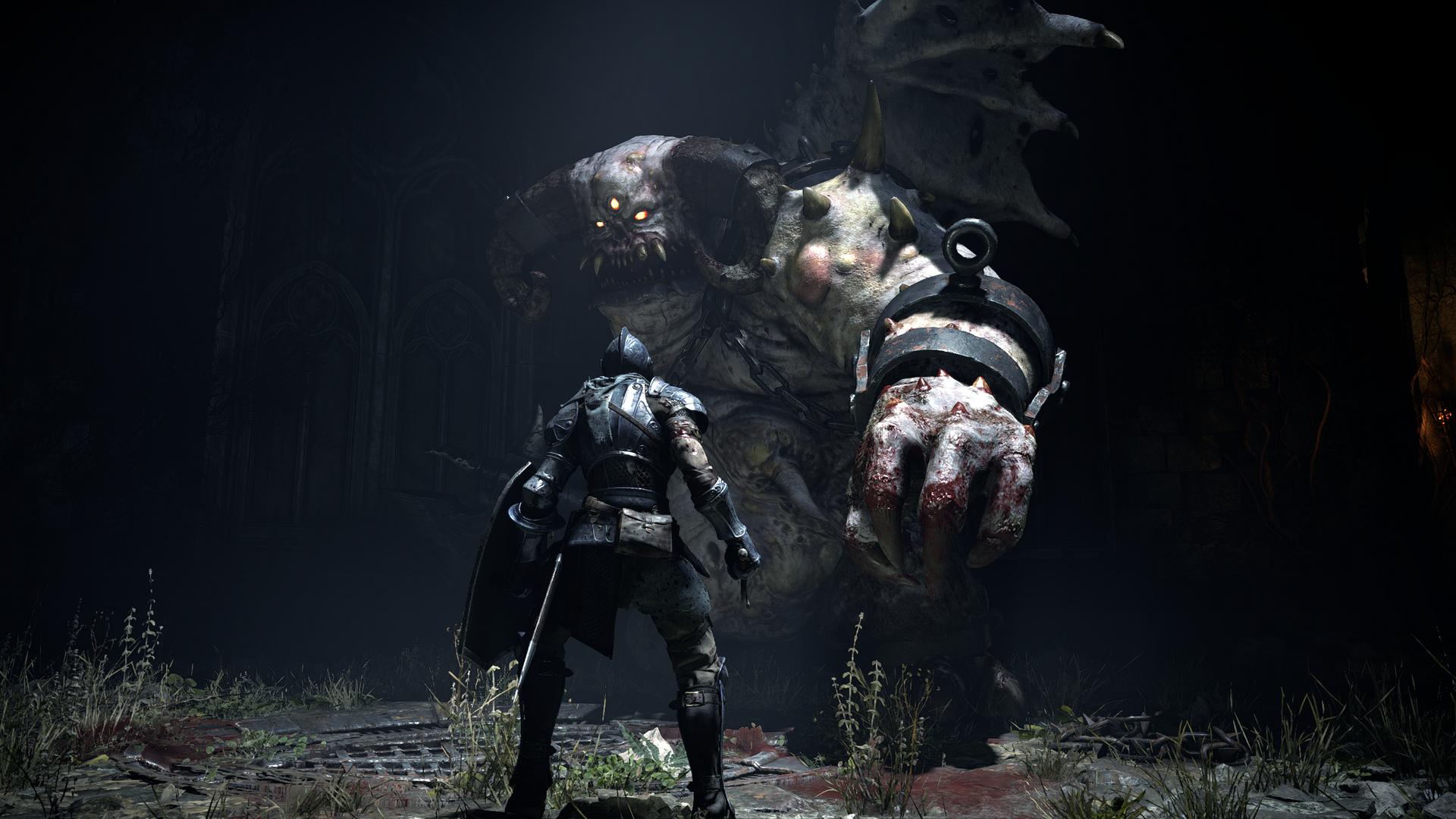 Demon's Souls Vanguard