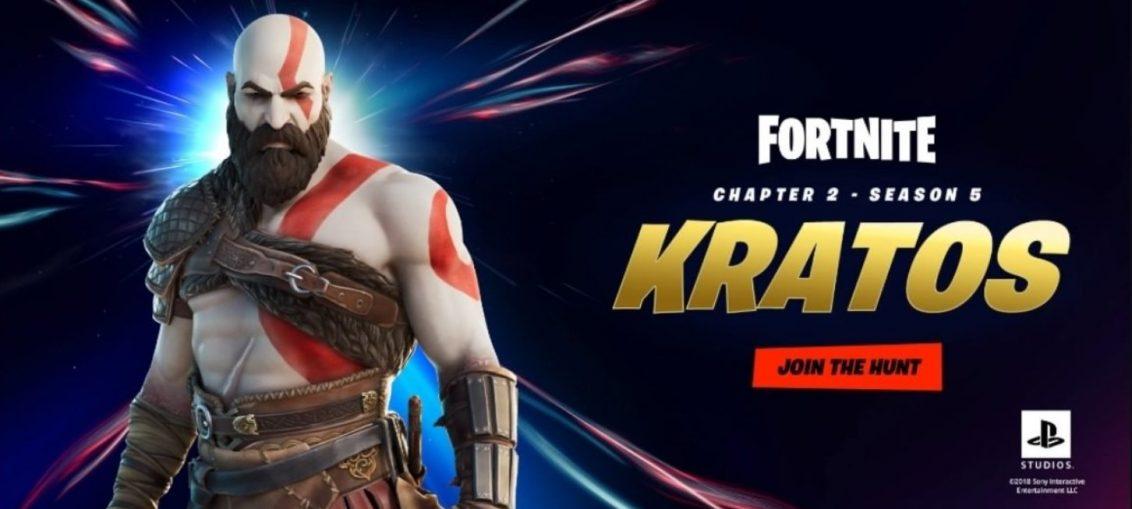 God of War Fortnite