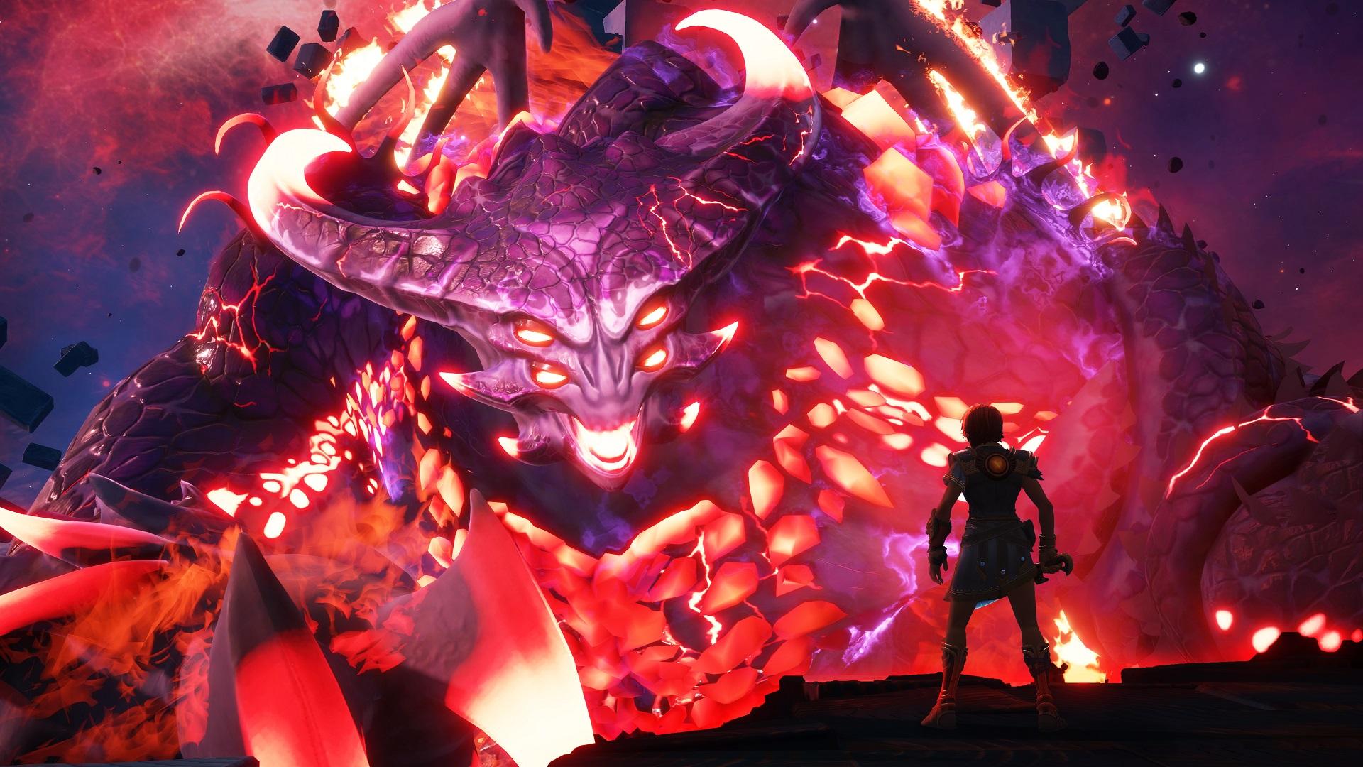 Immortals Fenyx Rising Launch