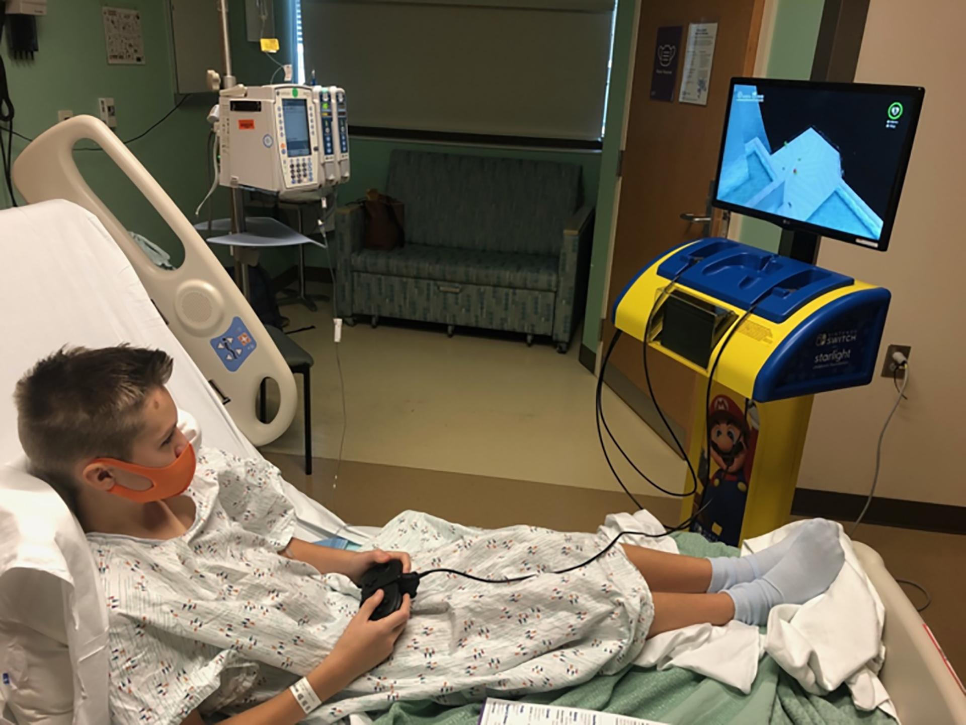 Nintendo spitale