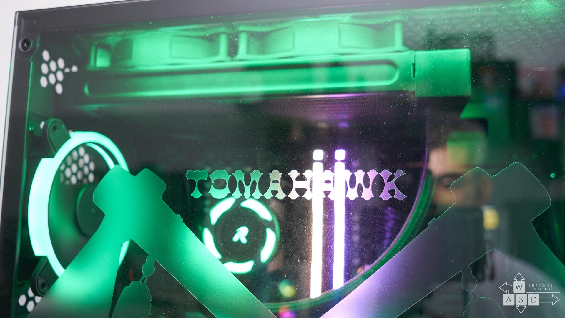 ITD Tomahawk review | WASD