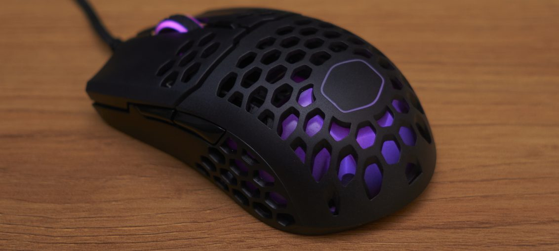 Cooler Master M711 review | WASD