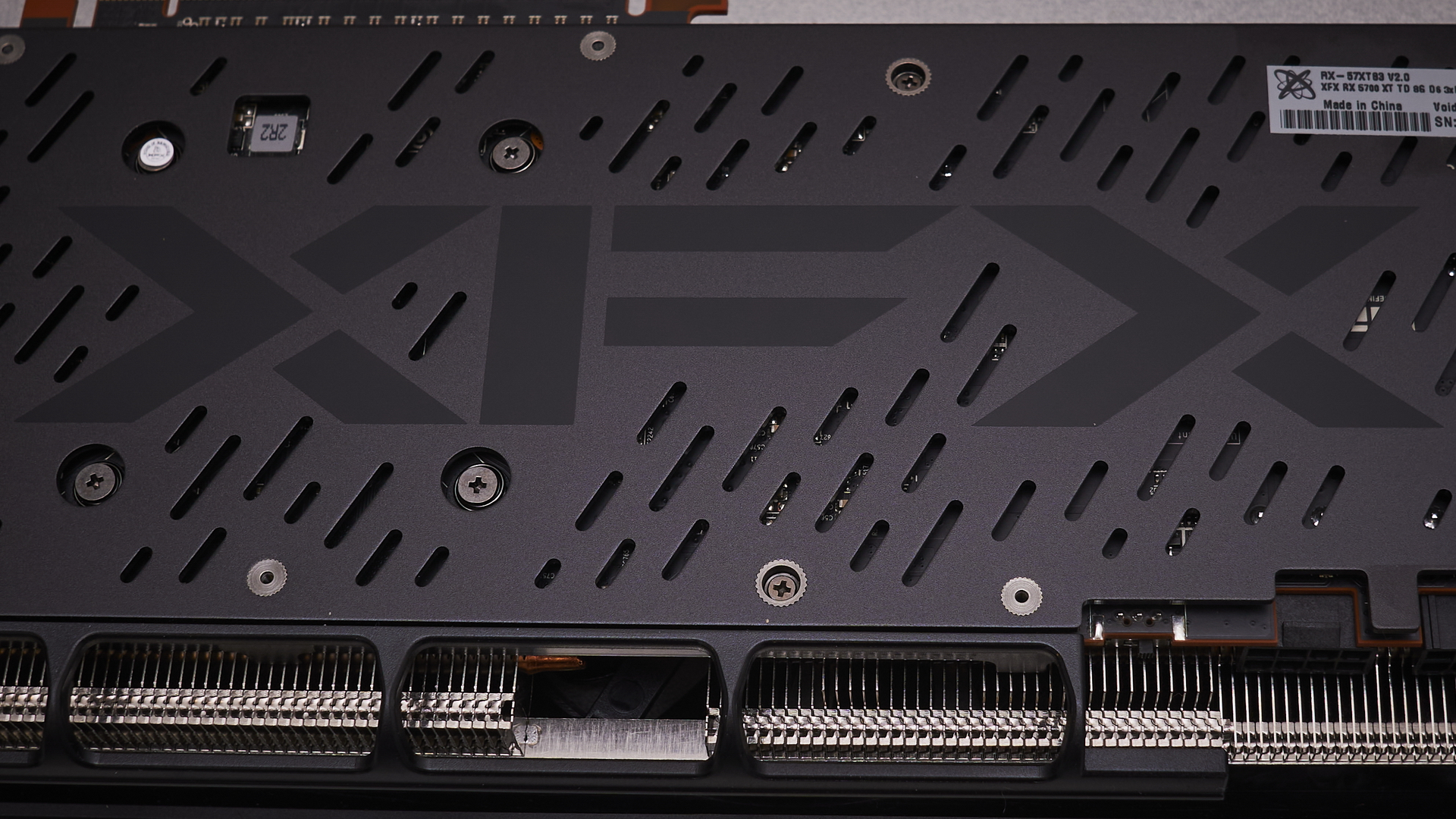XFX RX 5700 XT Tripple Dissipation review | WASD.ro