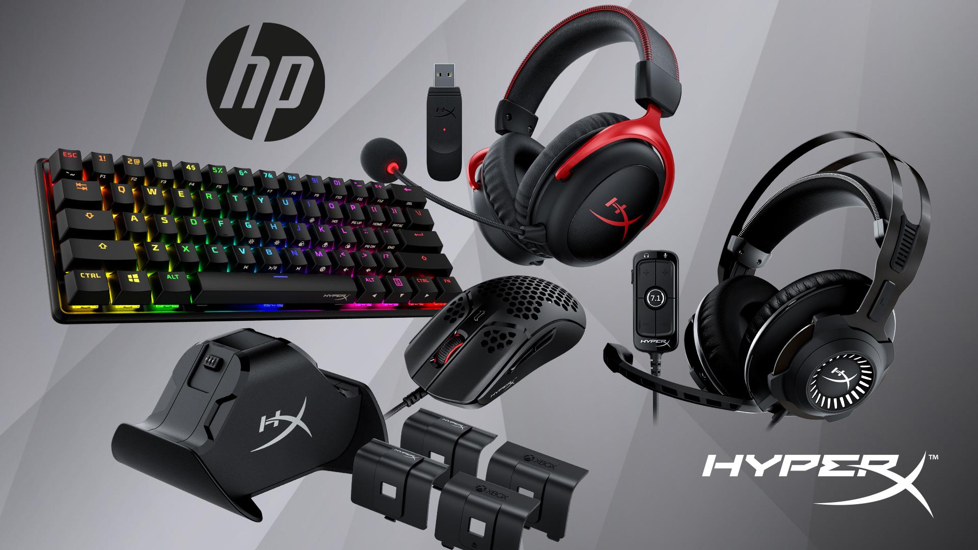 HP HyperX
