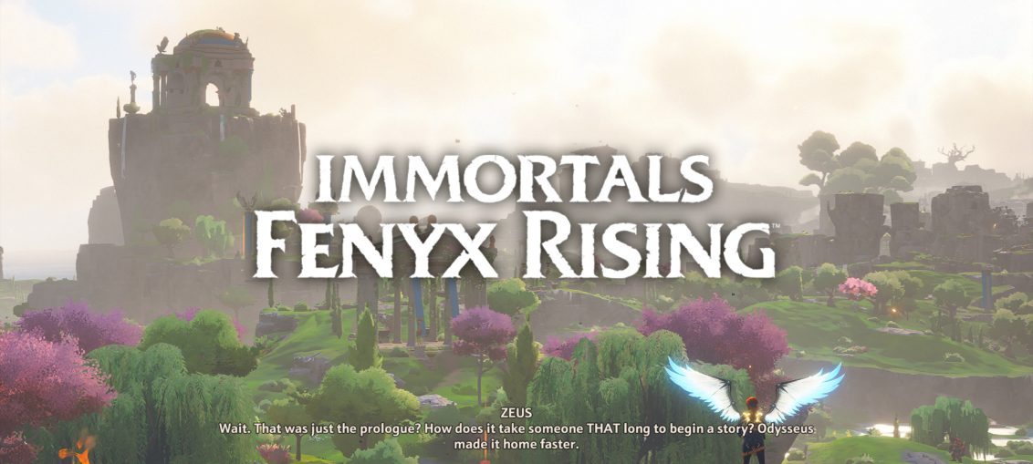 Immortals Fenyx Rising Oracle