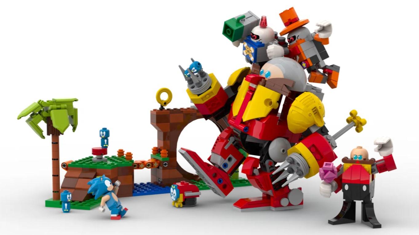 Lego Sonic 2