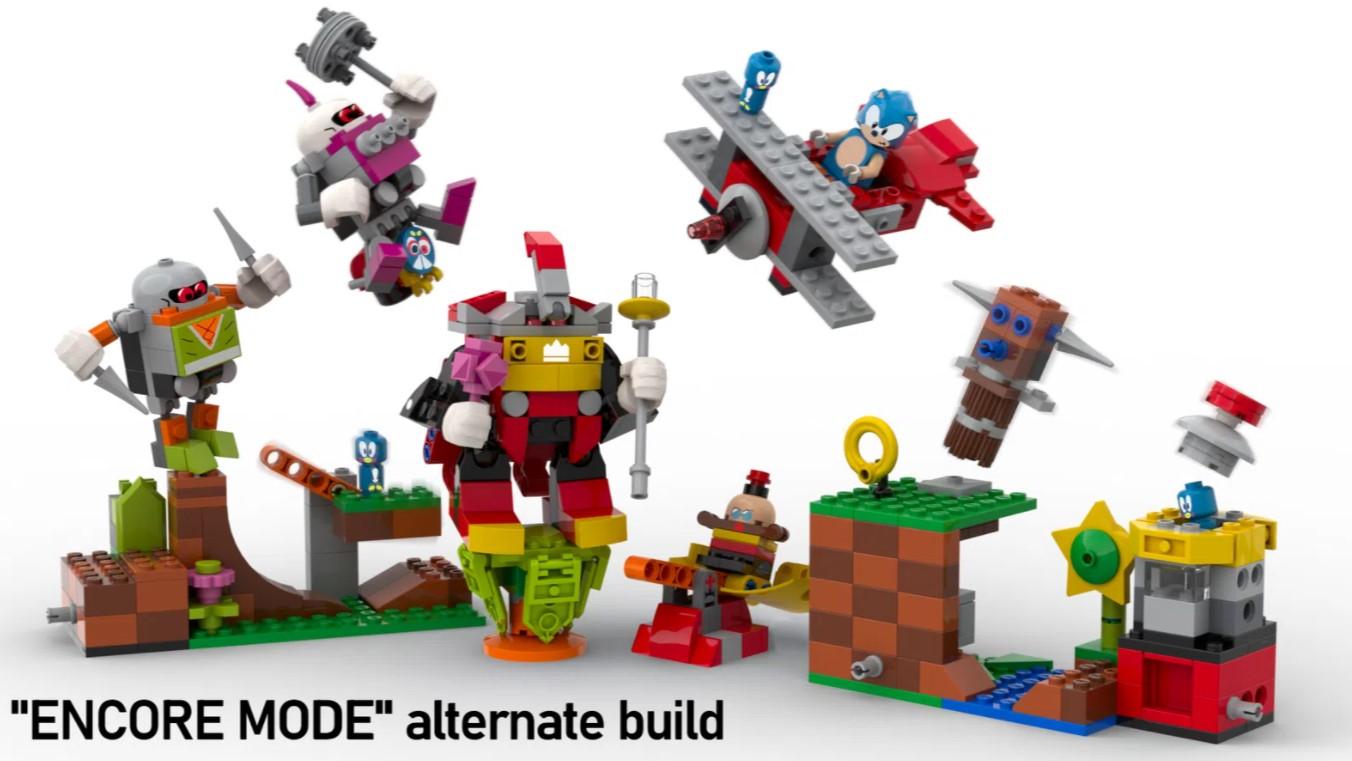 Lego Sonic 3