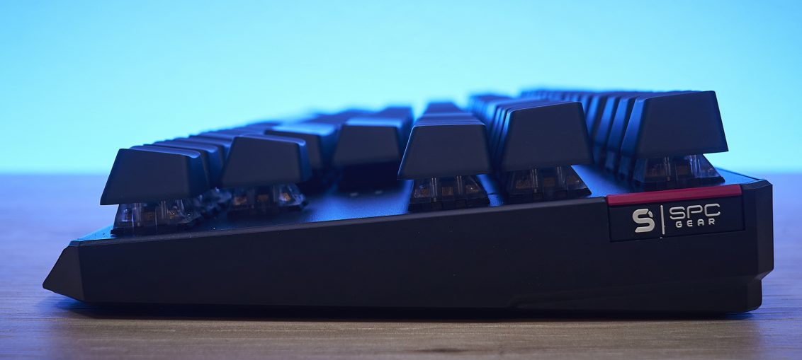 SPC Gear GK630 Tournament Kailh RGB review | WASD.ro