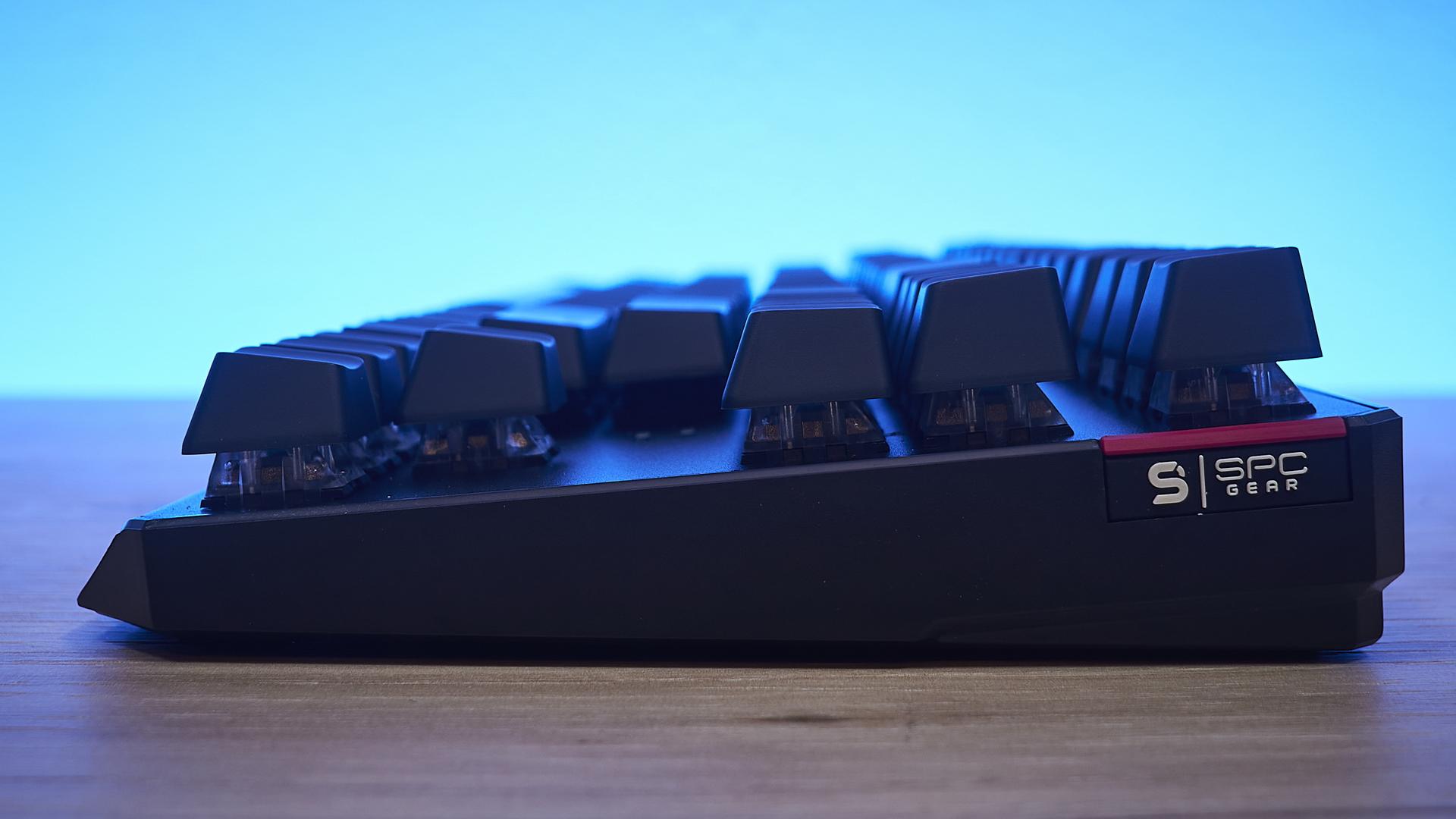 SPC Gear GK630 Tournament Kailh RGB review | WASD.ro
