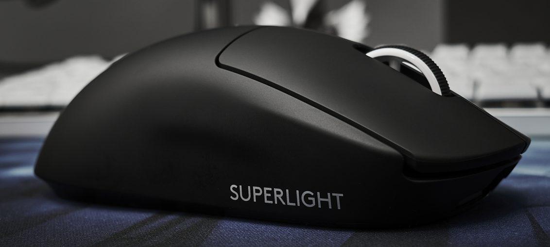 Logitech G Pro X Superlight review | WASD